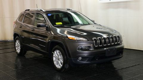 2018 Jeep Cherokee Latitude Plus 4WD