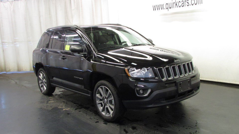 New 2017 Jeep Compass Sport SE Sport Utility in Boston CJ1272
