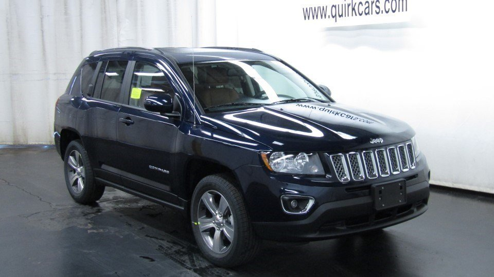 new 2017 jeep compass high altitude sport utility in boston cj1378 quirk jeep dorchester. Black Bedroom Furniture Sets. Home Design Ideas