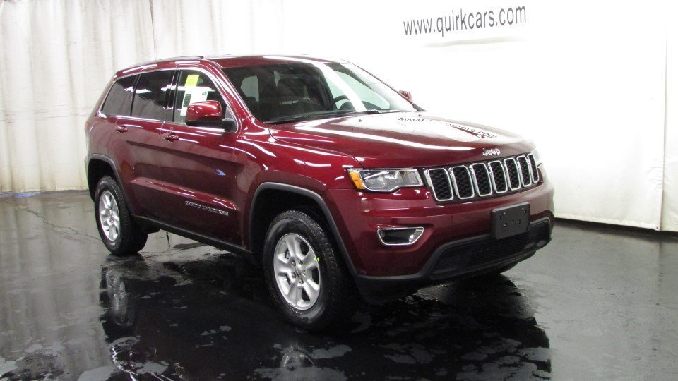 2017 Jeep Grand Cherokee Laredo AWD