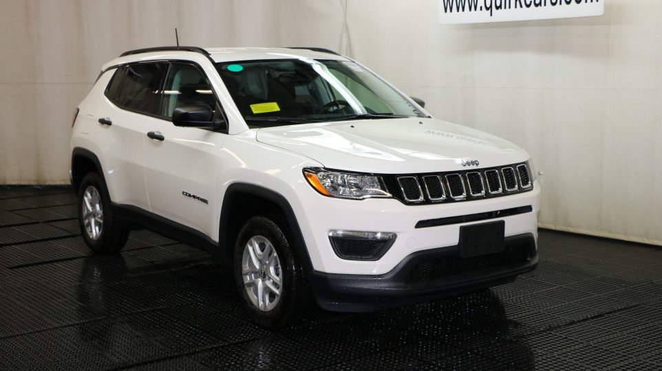 New 2018 Jeep Compass Sport Sport Utility In Boston